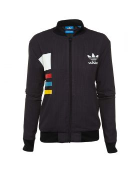 Adidas Aop Track Top Womens