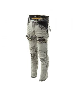 8Ighth/Dstrkt Biker Fit Denim Womens